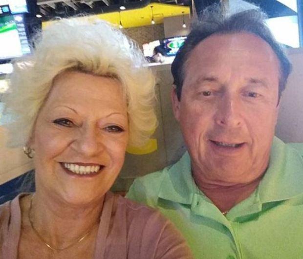 Rose Hamman [left], and Bill Asher [right].JPG