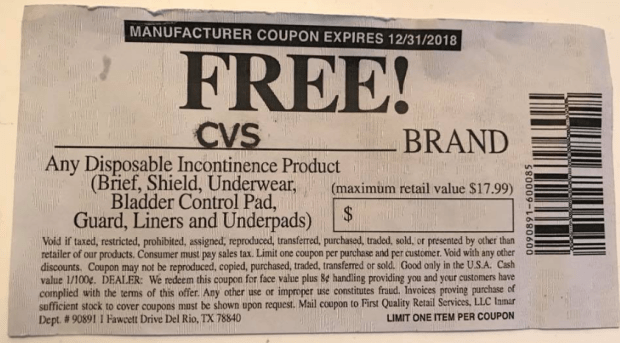 The coupon Camilla Hudson printed and attempted to use at the Edgewater CVS.png
