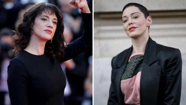 Asia Argento and Rose McDowon 3.jpg