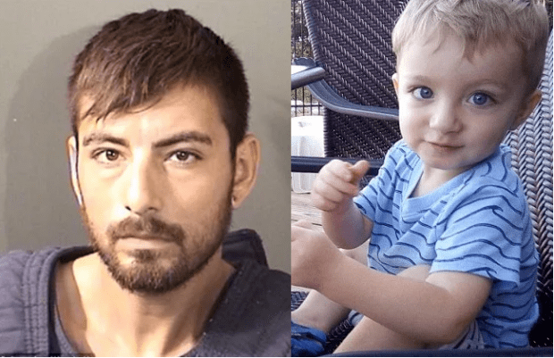 Blair Ness stabbed his 16-month-old son Ashton Ness to death 1.png