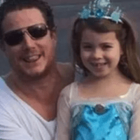Unstable dad, Jeff Mancuso,  'hit his daughter, seven, over the head with a weight, then suffocated her with a plastic bag and left a note on her body saying her mother and stepdad 'got what they deserved''