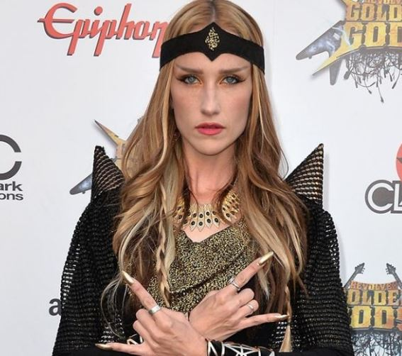 Jill Janus, lead singer of popular metal band Huntress dies in suicide at 43 after outspoken battle against mental illness