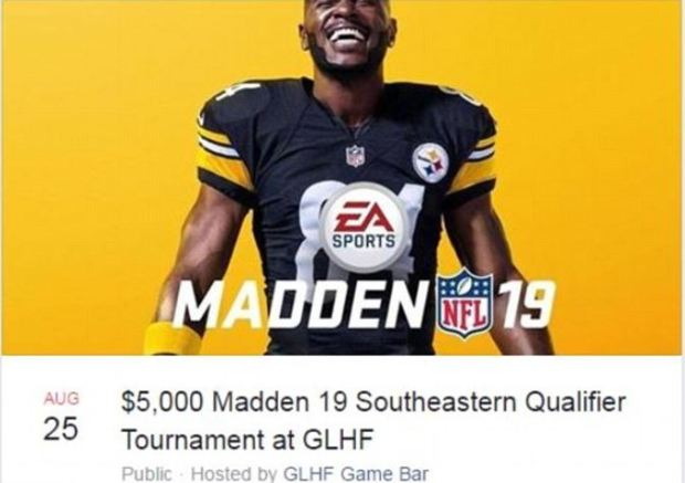Madden NFL online gaming tournament 1.JPG