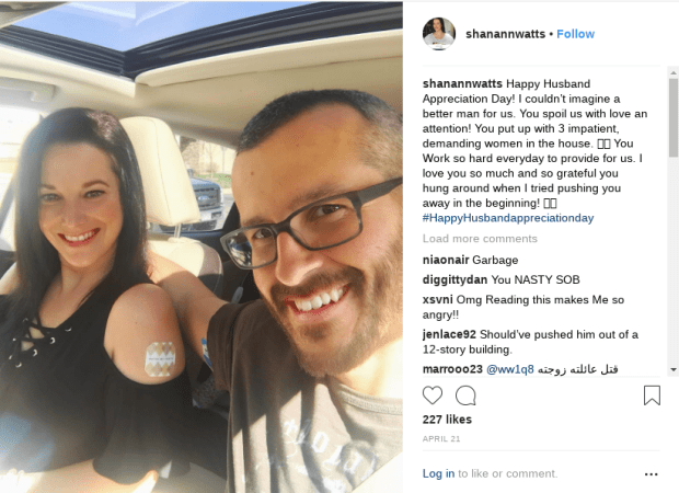 Shanann and Christopher Watts 4
