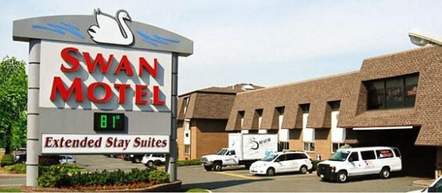 Swan Motel in Linden, NJ