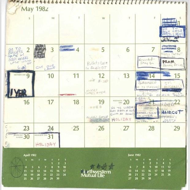 Brett Kavanaugh's 1982 calendar.jpg