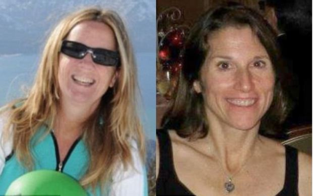 Christine Blasey Ford [left] and Deborah Ramirez [right] 1.JPG