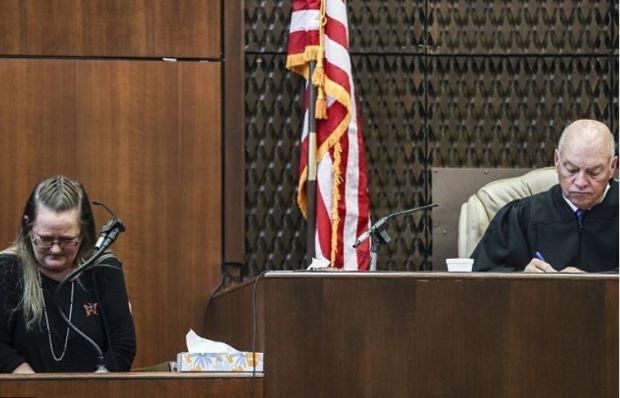 Jessica Chambers' mom Lisa testifies 2.JPG
