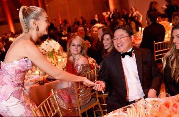 Jho Low and Paris Hilton 2