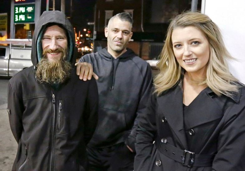 Judge orders New Jersey couple, Kate McClure and Mark D'Amico, accused of stealing some of the $400,000 they raised for a homeless man to hand over the remaining funds and show proof of where it was spent