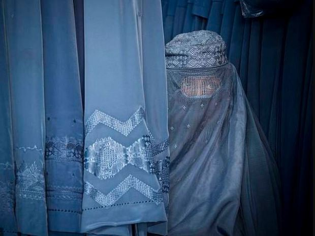Married woman is arrested in Afghanistan for 'appearing in sex tapes with a Mullah' 2.JPG