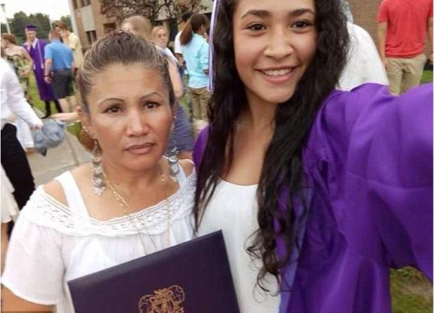 Rosa Aminta Maldonado, [left], and Rosa Lee Maldonado 2.JPG