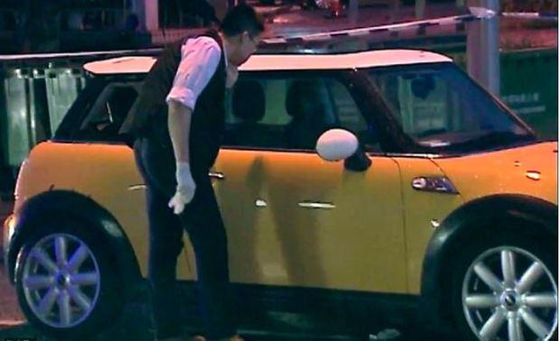 Wong Siew-fung's car 3