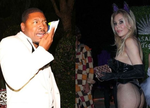Brandi Glanville [right], allegely attacked Gatsby Randoph 1.JPG