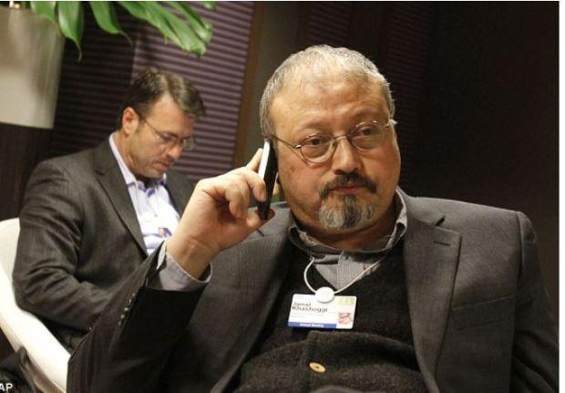 Jamal Khashoggi 5