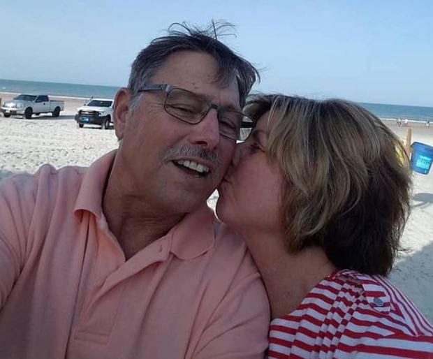 Mark Parkinson and Diana Parkinson 1