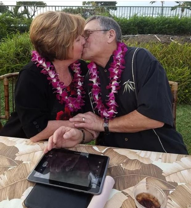 Mark Parkinson and Diana Parkinson 4