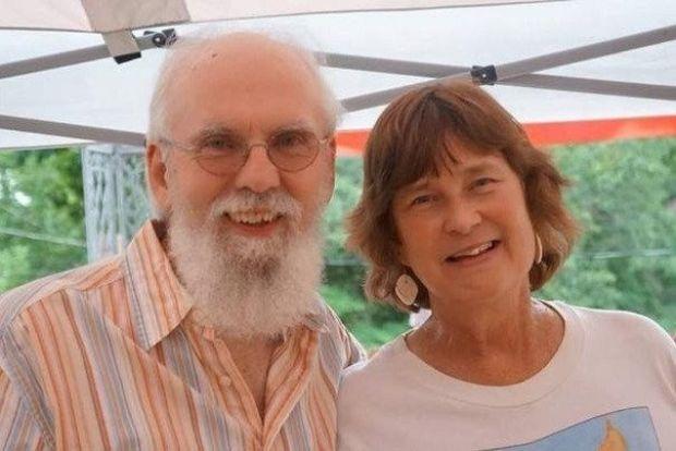 Steve Holt and Mary Holt 2
