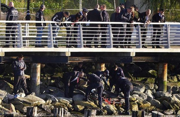 The bodies of the Farea sisters were bound together by duct tape washed up from New York's Hudson River on Oct 24, 2018.JPG