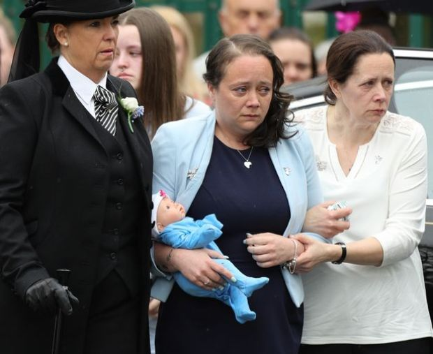Tracey Taundry, grieving mother of Mylee Billingham 1.jpg