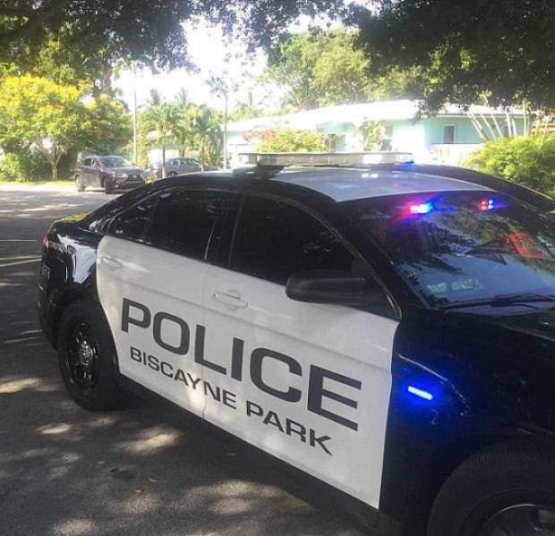 Biscayne Park police dept 1
