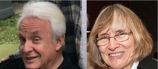 Irving Younger, [left] and Joyce Fienberg [right] 1.JPG