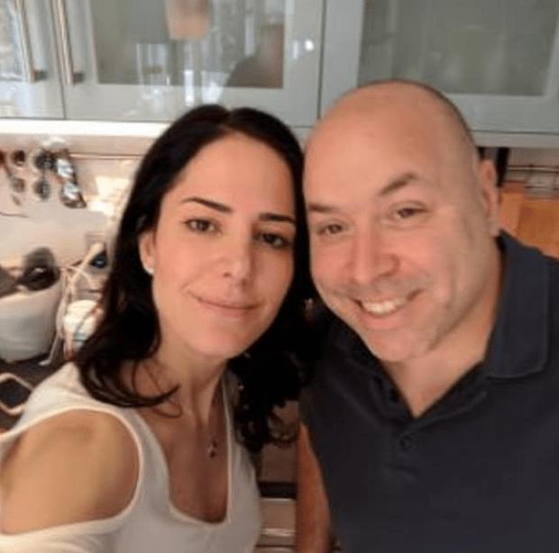 Jennifer and Paul Canerio 2