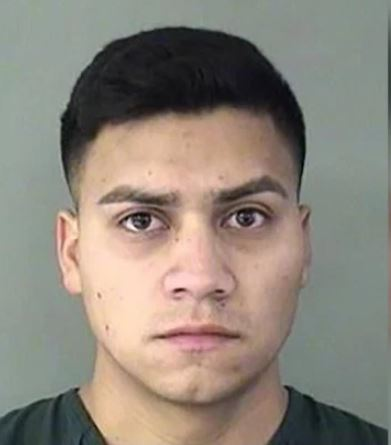 Marine, 24, accused of killing newlywed wife after allegedly 'blacking out' at military ball - Rodolfo Rivera Valencia is charged with the murder of his wife Natasha Soto Rivera, also a Marine