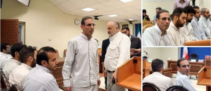 Iran executes so-called 'Sultan of coins' and his accomplice for currency manipulation - Vahid Mazloumin was charged with hoarding two tons of gold as the country faces economic crisis in wake of Trump administration sanctions