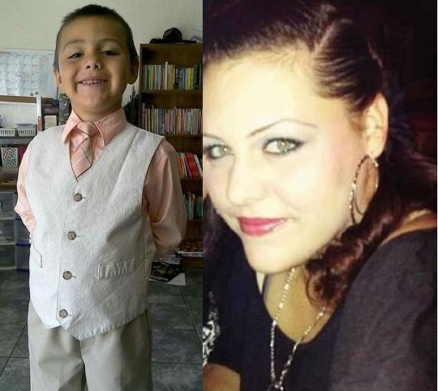 Anthony Avalos and his mother Heather Barron 1.JPG