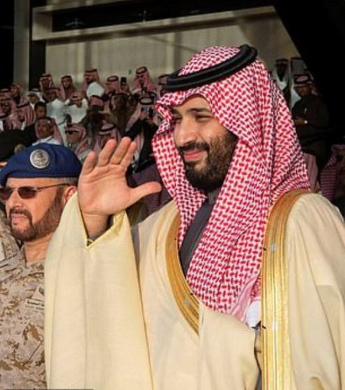 Mohammed Bin Salman 5