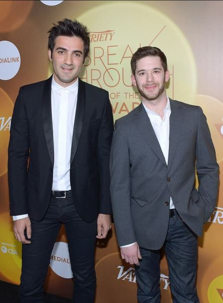 Rus Yusupov and Colin Kroll, HQ and Vine co-founders 1