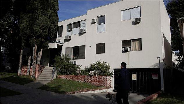 Edward Buck's West Hollywood apt 1