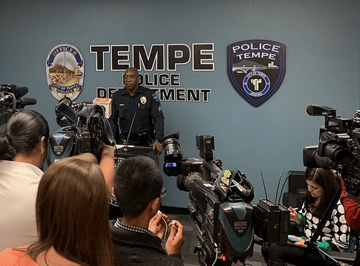 Tempe police address media on Fabian Durazo 1