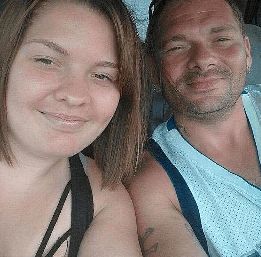 Samantha Kershner and her father Travis Fieldgrove 3