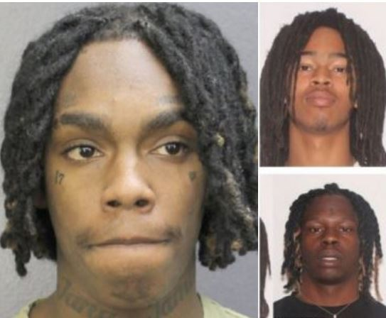 Rapper Jamell Demons, aka YNW Melly, allegedly killed his pals Juvy, and Sakchaser and 'staged their deaths as a drive-by' - Cops