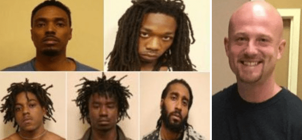 5 gang members convicted in  Atlanta's 'most brutal murder' - torturing and shooting a police informant in the fall of 2016 before leaving his body in the trunk of a car parked at an Atlanta MARTA station