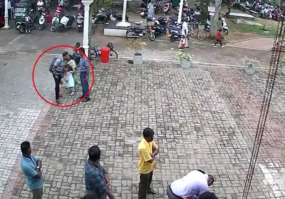 'It's payback for Christ Church mosque massacre!' ISIS claim responsibility, as air chilling video, photo of the jihadists who killed 321 in Sri Lanka attack emerge