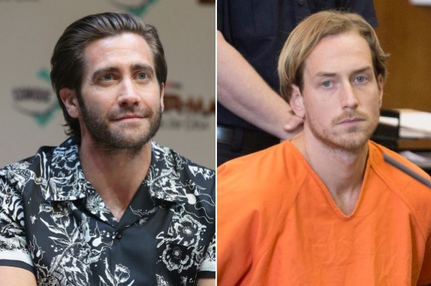 Jake Gyllenhaal, [left] and Thomas Gilbert Jr 2