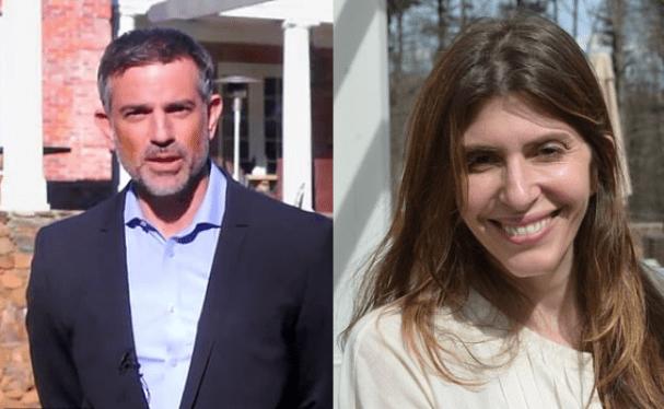 Jennifer Dulos and Fotis Dulos 2