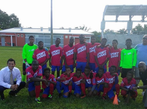 Little Haiti soccer club 1