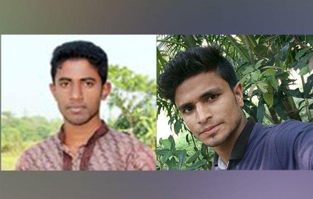Nur Uddin [left] and Shahadat Hossain Shamim 1