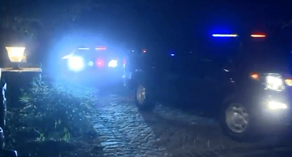 Connecticut State Police were seen searching the home of Fotis Dulos 1