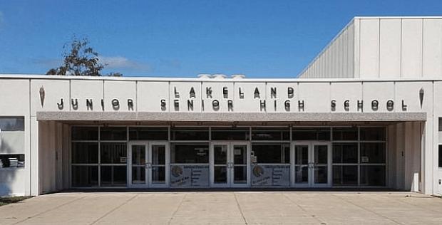Lakeland high School, Scranton, Pa 1