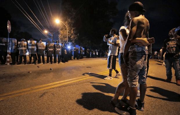 Protests in Memphis over police killing of Brandon Webber 3