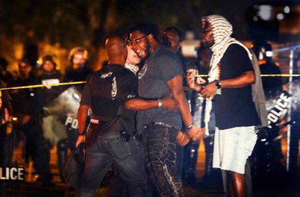 Protests in Memphis over police killing of Brandon Webber 4