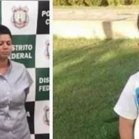 Evil! Brazilian mother Rosana Candido and lesbian lover Kacyla Pessoa, 'tore off her nine-year-old son's penis before beheading him because he reminded her of her father'