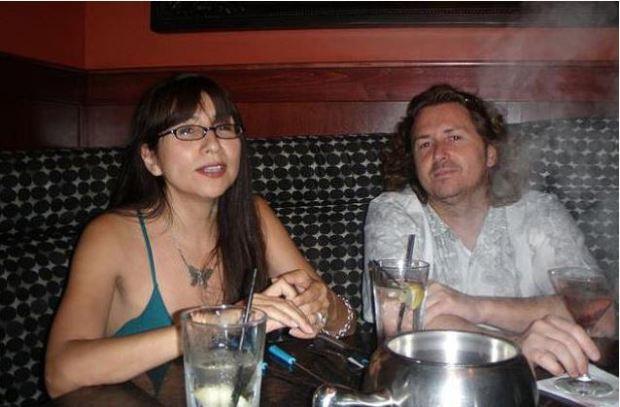 Summer McStay and husband Joseph McStay 2