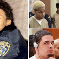 Five members of Trinitarios gang found GUILTY of hacking to death 15-year-old  Lesandro 'Junior' Guzman-Feliz outside a Bronx bodega, in a case of mistaken identity a year ago