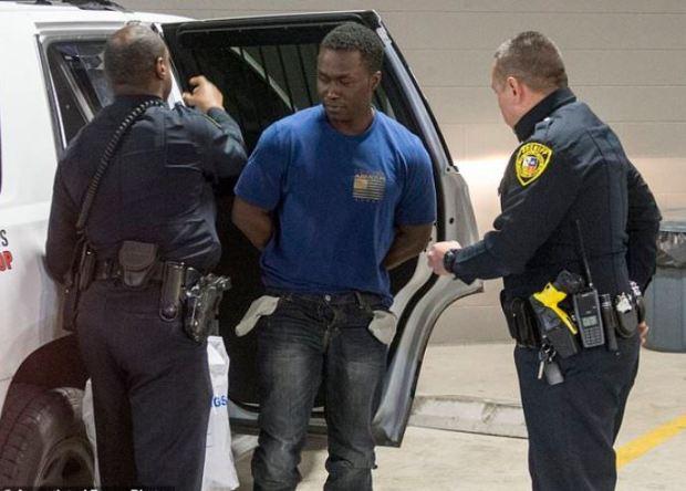 Andre McDonald arrest 4